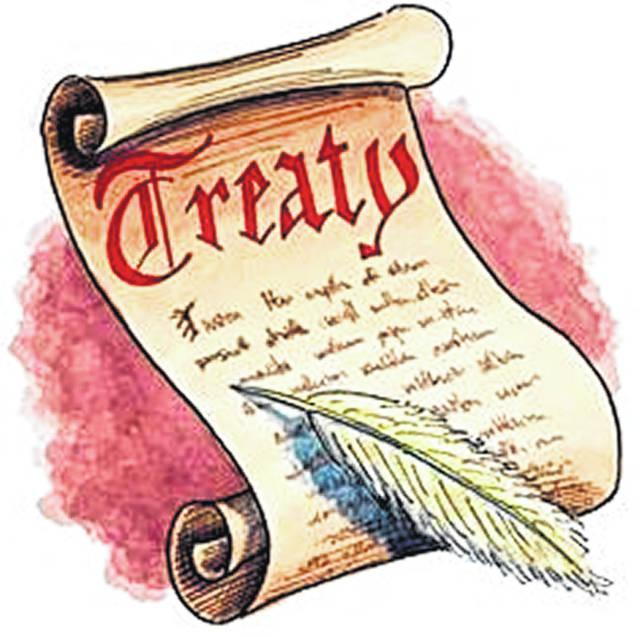treaty from Sunbury News